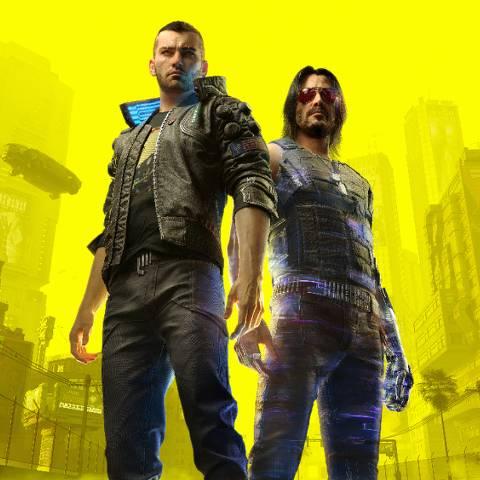 ******AUTORIZADO SÓ PRO IMPRESSO***** Keanu Reeves em 'Cyberpunk 2077', jogo polonês previsto para dezembro de 2020