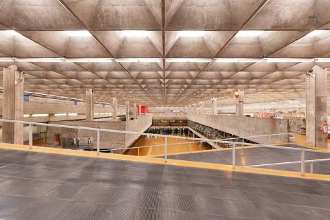 SÃO PAULO, SP, 05.12.2019 -  TETOS ? Faculdade de Arquitetura da USP - FAU. (Foto: Carolina Daffara/Folhapress)