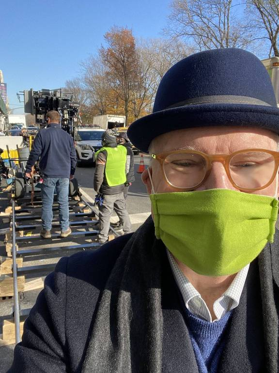 Steve Martin, ator