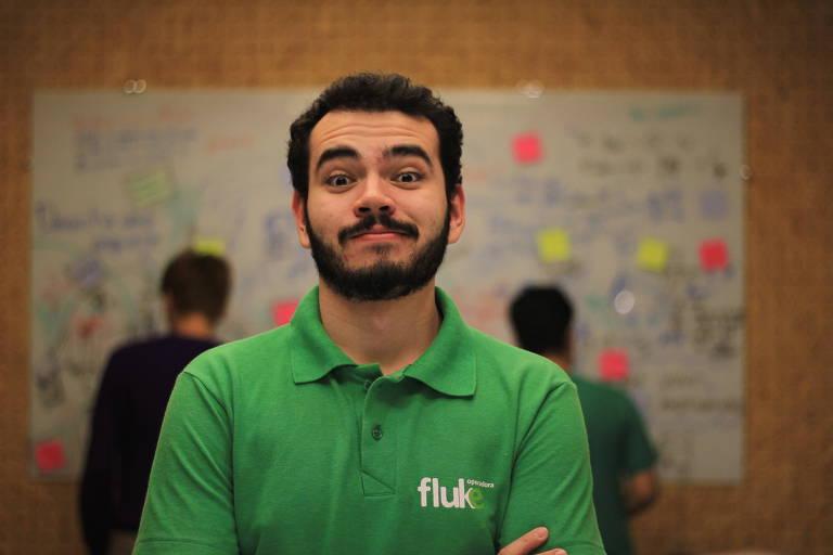 Marcos Antônio Oliveira Jr., presidente-executivo e um dos fundadores da Fluke