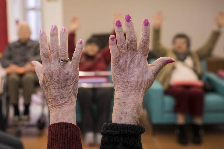 Cultura do voluntariado ajuda a construir um envelhecimento ativo
