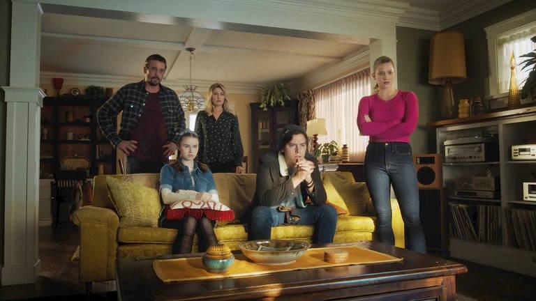 Imagens da 5ª  temporada de Riverdale