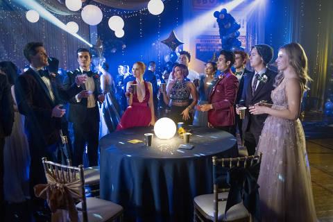 Cenas da 5ª temporada de Riverdale