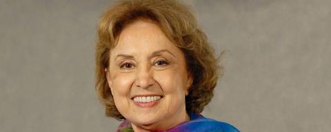 Eva Wilma Riefle Buckup Zarattini é uma premiada atriz e bailarina brasileira. Protagonizou diversas novelas e programas da TV Tupi, até que na década de 80 transferiu-se para a Rede Globo, tornando-se uma das principais artistas da emissora. Credito  TV Globo / Alex Carvalho