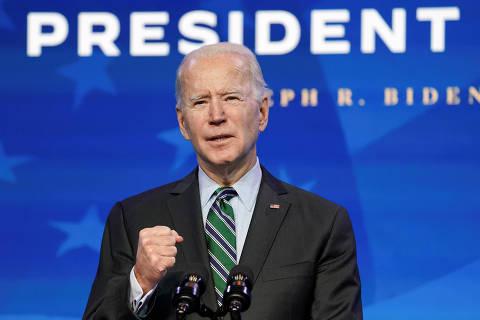 No 1º dia, Biden deve interromper construção de muro e voltar à OMS; veja lista de decretos