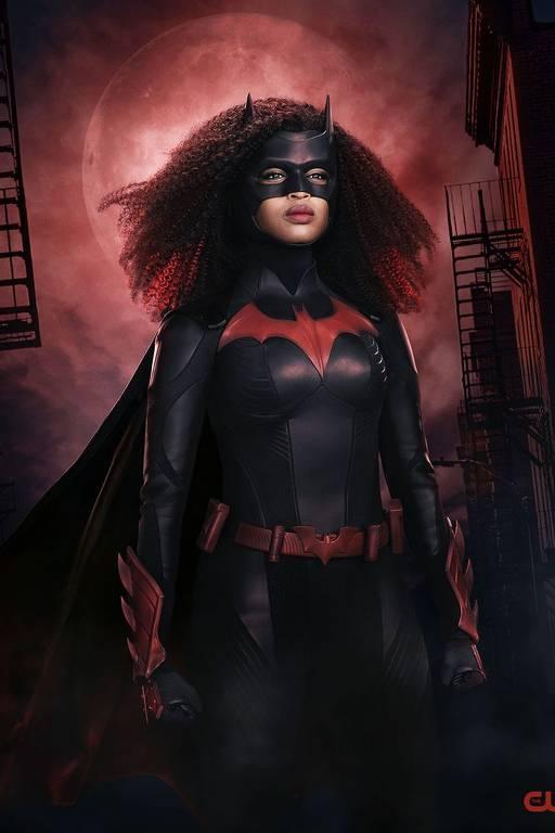 Imagens da  2ª temporada de Batwoman
