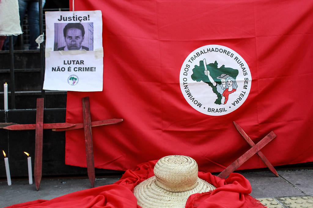 Policial é preso por morte de integrante do MST 11 anos depois no Rio Grande do Sul