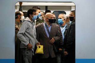 Outbreak of the coronavirus disease (COVID-19) in Cairo