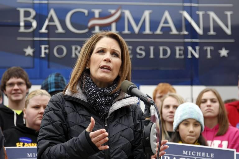 Michele Bachmann integra a diretoria do Capitol Ministries, organização religiosa de estudos bíblicos