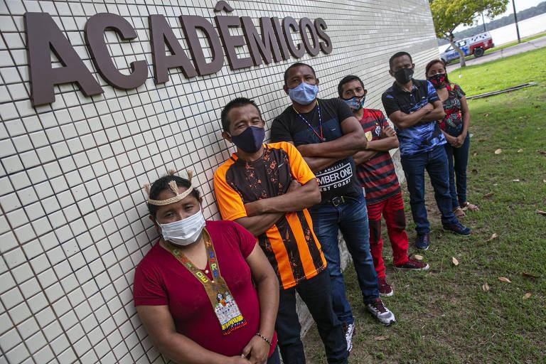 Refugiados, indígenas venezuelanos vão cursar universidade em Belém