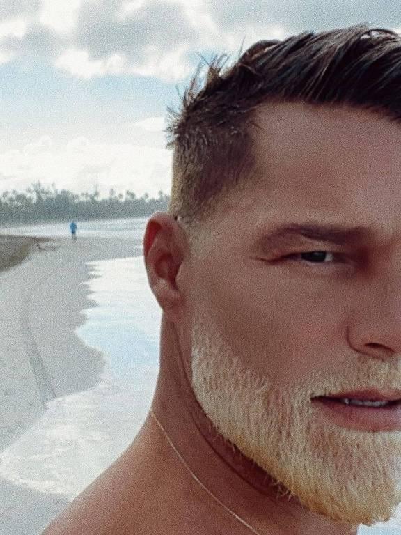 Ricky Martin, cantor