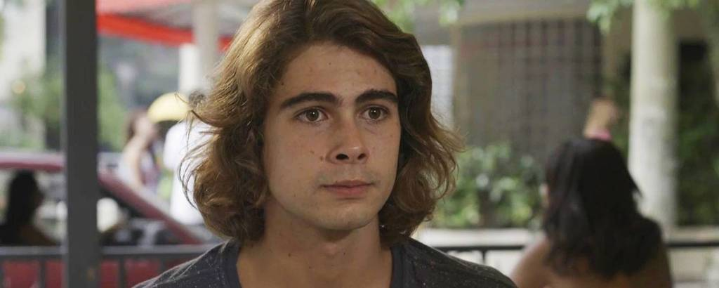 João é o personagem vivido por Rafael Vitti em