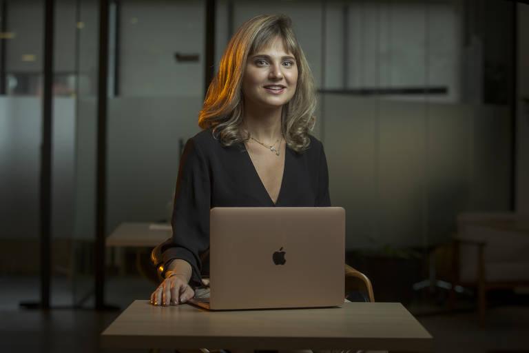 Nara Iachan, fundadora da startup Cuponeria, que trouxe ao mercado brasileiro, em 2011,  o conceito de cupons de desconto