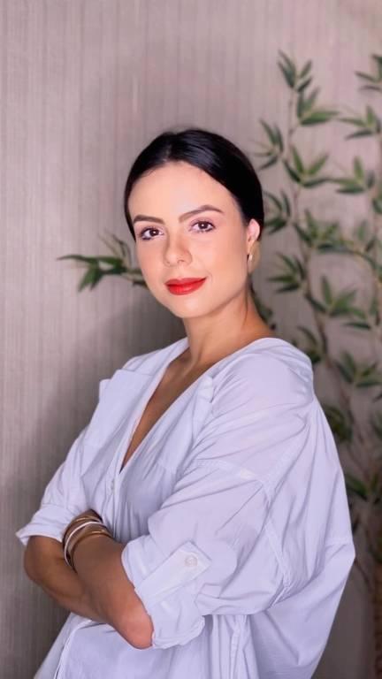 Imagens da influencer Isadora Farias