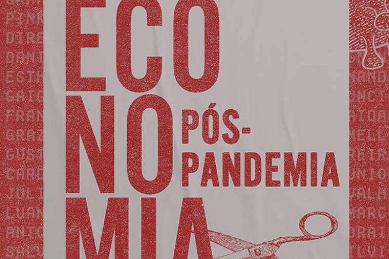 Capa livro Economia Pós-Pandemia