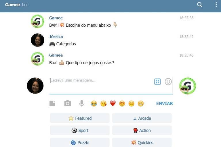 Em português de Portugal, Gamee apresenta games de diferentes categorias para jogar só ou acompanhado