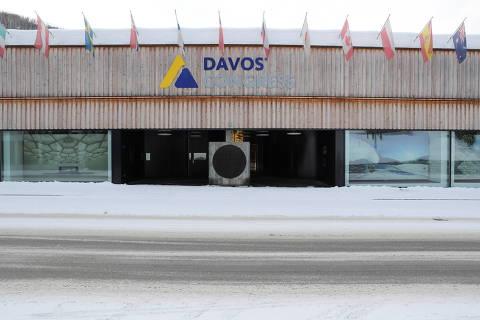 Confiança na economia é central para superar crise da Covid-19, diz Davos