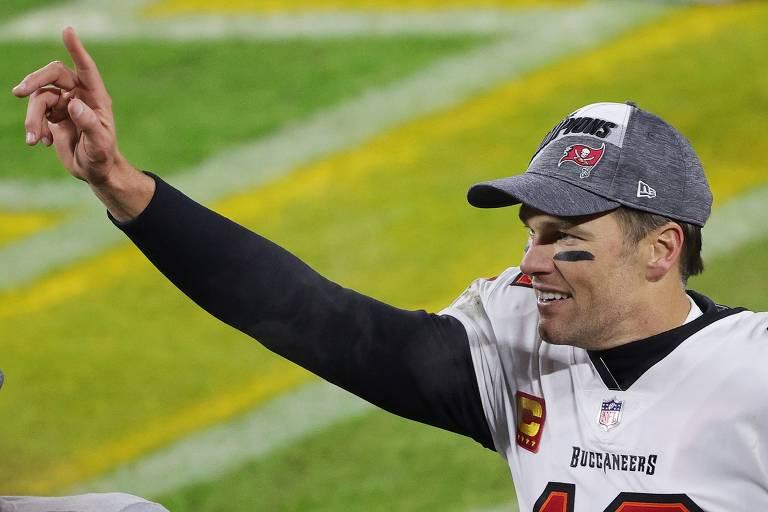 Tom Brady mudou quase tudo para voltar ao Super Bowl aos 43