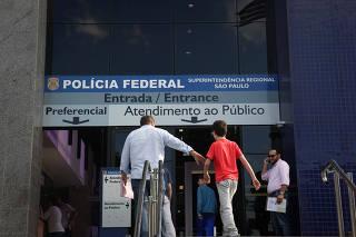 Polícia Federal suspende a emissão de passaportes em todo o país