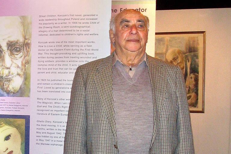 Itzchak Belfer (1923-2021), artista judeu e sobrevivente do Holocausto