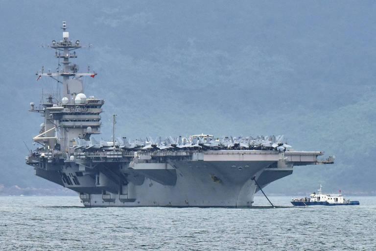 China e EUA medem forças com primeiros exercícios militares sob Biden