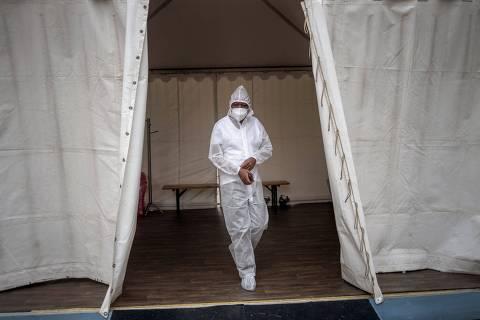 Brasil barra voos de África do Sul e Reino Unido para impedir entrada de nova variante do coronavírus