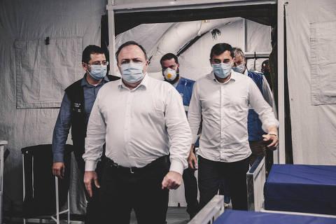 TCU aponta ilegalidade em uso de dinheiro do SUS para distribuir cloroquina e cobra explicação de Pazuello