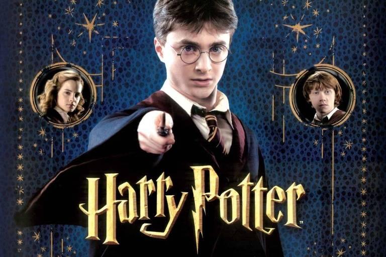 Saga 'Harry Potter' vai ganhar live-action pela HBO Max