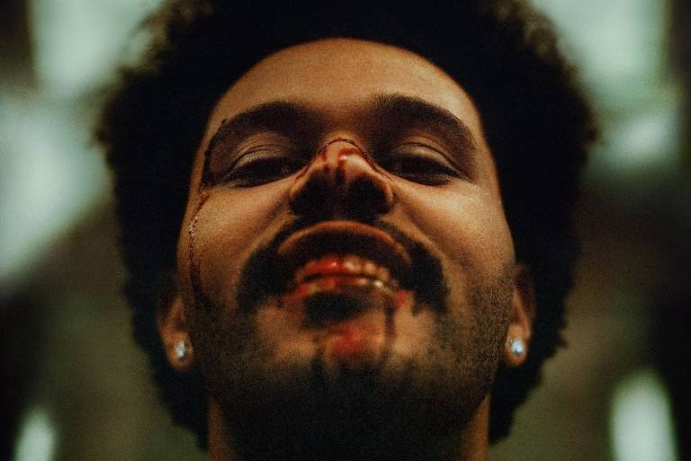 Imagens do cantor The Weeknd