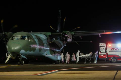 Pacientes de Rondônia chegam a RS e PR para tratar Covid-19