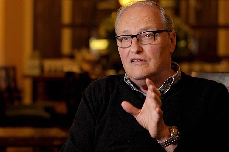 Efraim Zuroff, principal caçador de nazistas do Centro Simon Wiesenthal