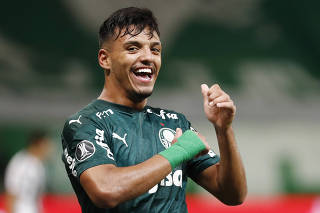 Copa Libertadores - Quarter final - Second Leg - Palmeiras v Libertad