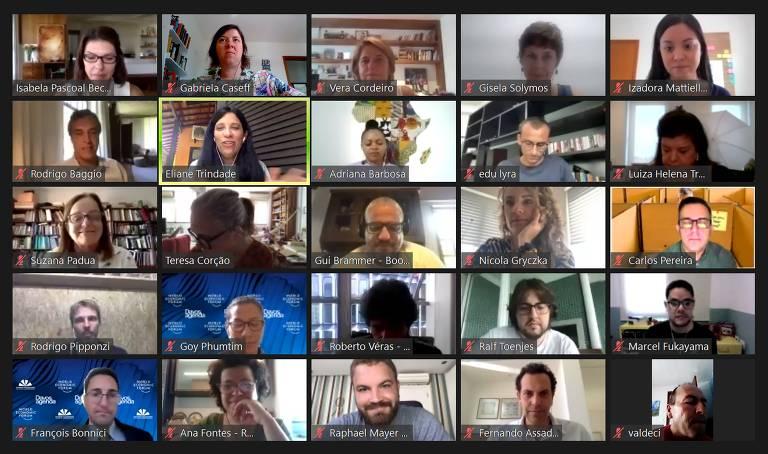 Catalyst 2030 Brasil discute agenda comum no campo social na Agenda Davos