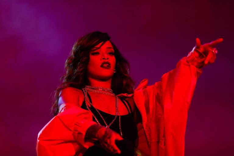 Show de Rihanna no Rock in Rio
