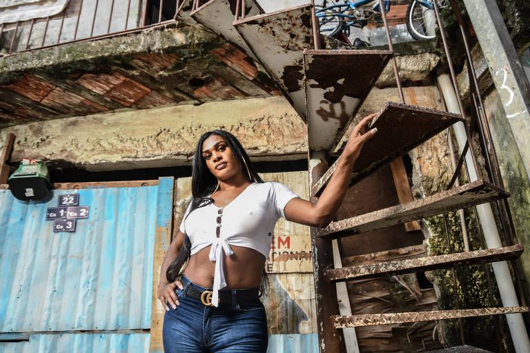 Mulheres trans de Paraisópolis