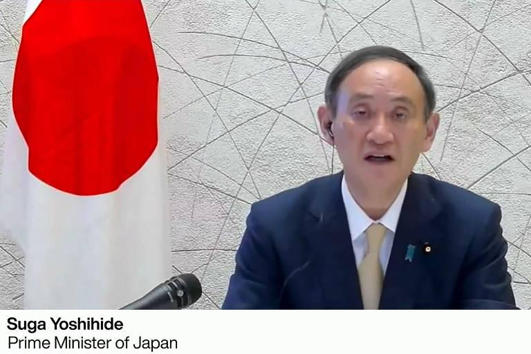 Japão defende aliança com EUA, Austrália e Índia contra a China