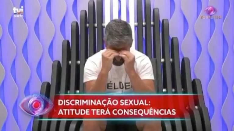 Hélder Teixeira participou do Big Brother Portugal em 2020