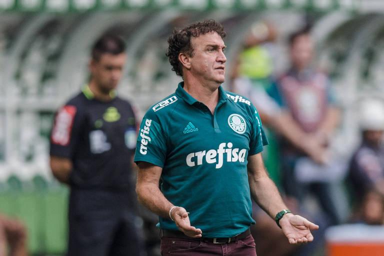 Com o Palmeiras, Cuca conquistou o título brasileiro de 2016