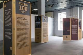 Exposição no Museu da Imigração, em São Paulo