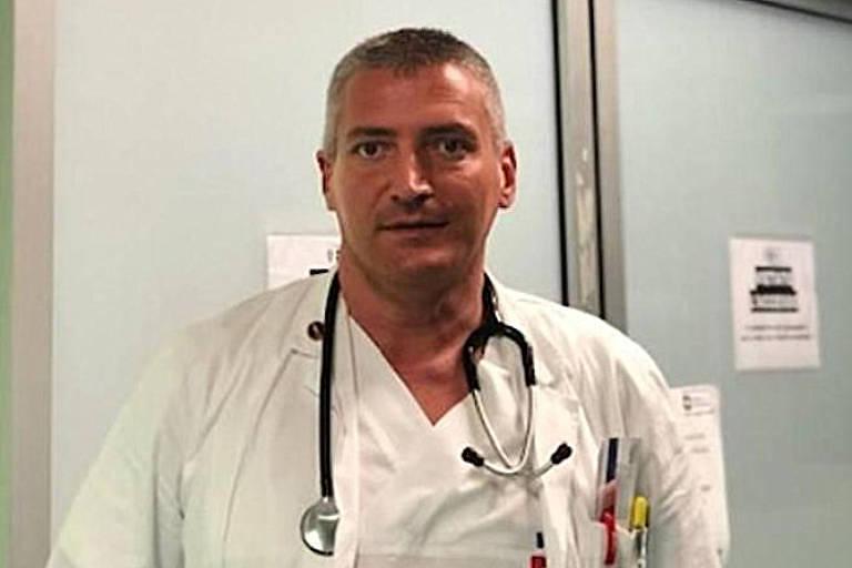 Itália prende médico suspeito de matar pacientes com Covid para liberar leitos