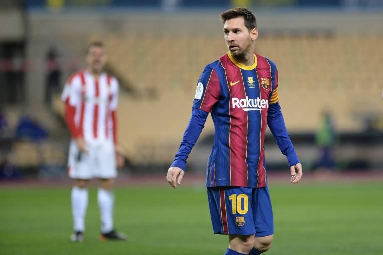 Jornal publica contrato de 555 milhões de euros entre Messi e Barcelona