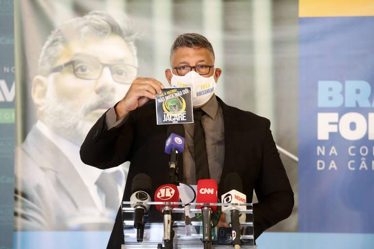 Lançamento Oficial da Candidatura do Dep. Alexandre Frota (PSDB - SP) à Presidência da Câmara dos Deputados