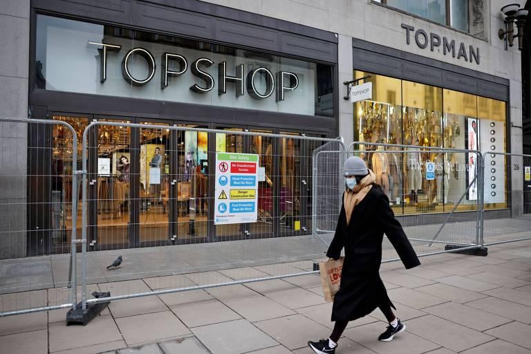 Empresa de ecommerce compra Topshop