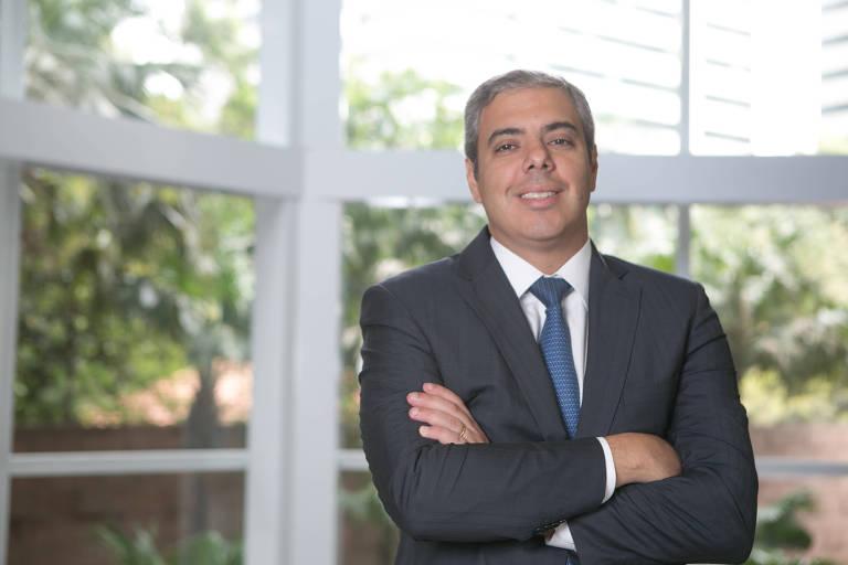 Presidente do Itaú Unibanco, Milton Maluhy Filho