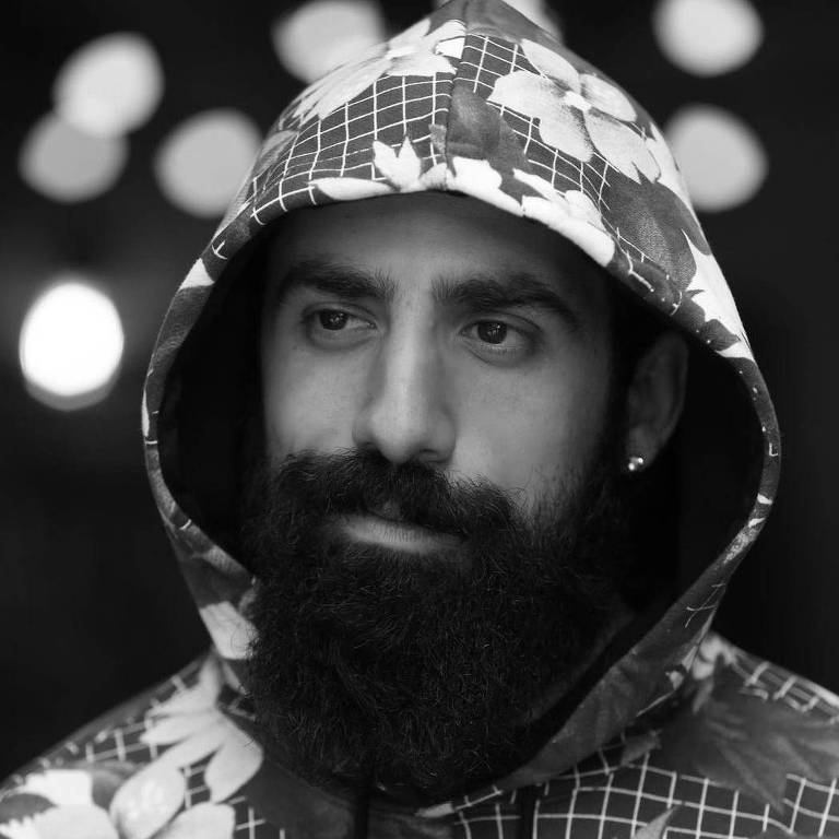 Imagens do ator Kaysar Dadour