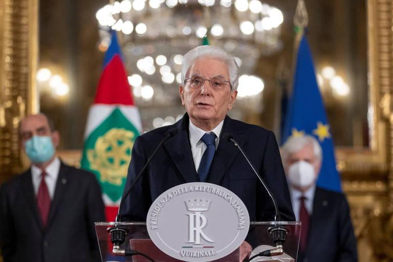 Negociações para reeditar coalizão de governo fracassam na Itália