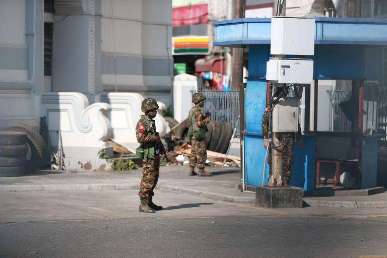 Itamaraty não chama de golpe militar a tomada de poder em Mianmar