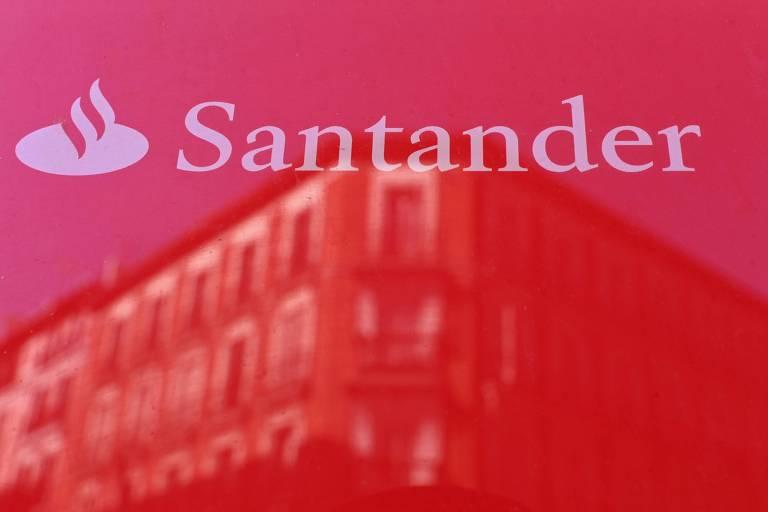 Santander tem lucro recorde no primeiro trimestre deste ano