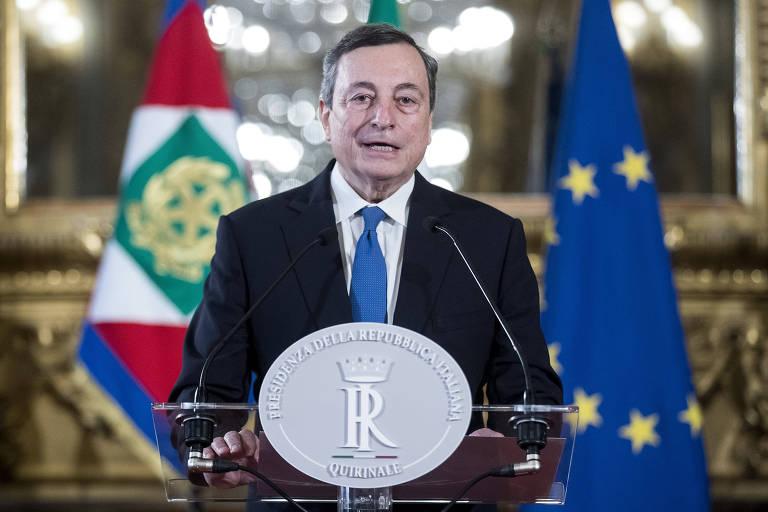 Ex-presidente do Banco Central Europeu assume tarefa de montar novo governo na Itália