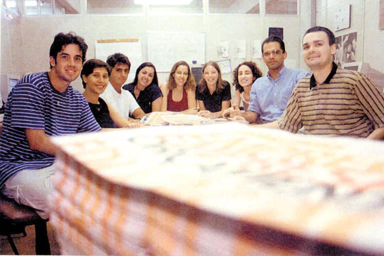 Participantes da 28ª turma do Programa de Treinamento